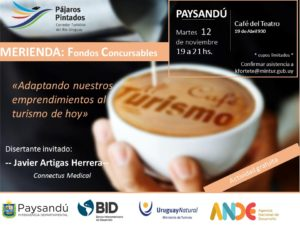 Merienda: Fondos concursables @ Café del Teatro